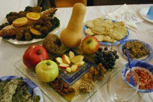 דיאטה בראש השנה