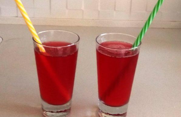 משקה לאיזון החומציות