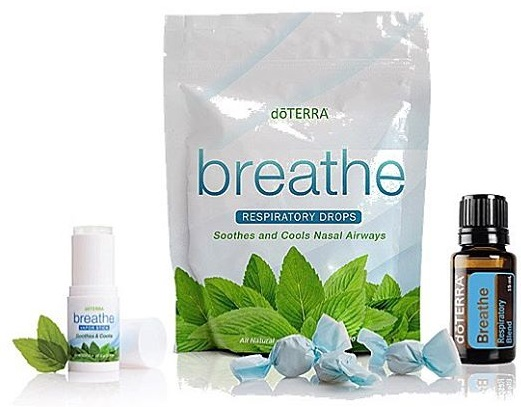 ™Breathe | סדרת מוצרי ״הנשימה״